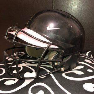 Nike softball helmet